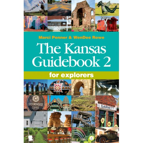 Kansas Guidebook 2 for Explorers
