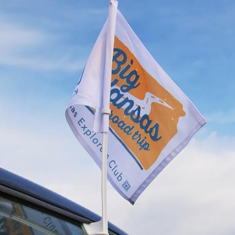 BKRT Car Flag
